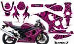 Suzuki GSXR 600 750 04 05 CreatorX Graphics Kit TribalZ Pink 150x90 - Suzuki GSXR 600/750 2004-2005 Graphics