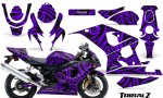 Suzuki GSXR 600 750 04 05 CreatorX Graphics Kit TribalZ Purple 150x90 - Suzuki GSXR 600/750 2004-2005 Graphics