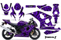 Suzuki-GSXR-600-750-04-05-CreatorX-Graphics-Kit-TribalZ-Purple