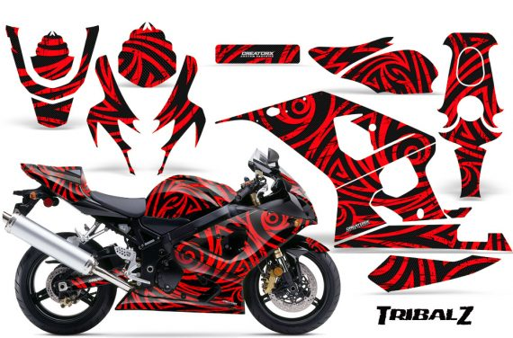Suzuki GSXR 600 750 04 05 CreatorX Graphics Kit TribalZ Red BB 570x376 - Suzuki GSXR 600/750 2004-2005 Graphics