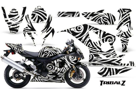 Suzuki GSXR 600 750 04 05 CreatorX Graphics Kit TribalZ White BB 570x376 - Suzuki GSXR 600/750 2004-2005 Graphics