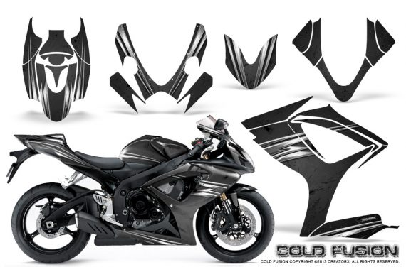 Suzuki GSXR 600 750 06 07 CreatorX Graphics Kit Cold Fusion Black 570x376 - Suzuki GSXR 600/750 2006-2007 Graphics