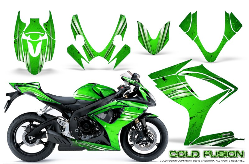 Suzuki-GSXR-600-750-06-07-CreatorX-Graphics-Kit-Cold-Fusion-Green