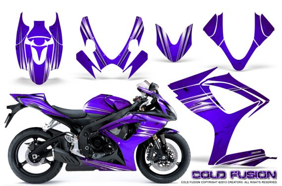 Suzuki GSXR 600 750 06 07 CreatorX Graphics Kit Cold Fusion Purple 570x376 - Suzuki GSXR 600/750 2006-2007 Graphics