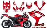 Suzuki GSXR 600 750 06 07 CreatorX Graphics Kit Cold Fusion Red 150x90 - Suzuki GSXR 600/750 2006-2007 Graphics