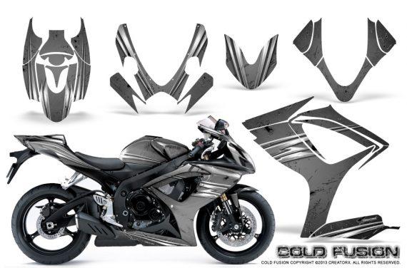 Suzuki GSXR 600 750 06 07 CreatorX Graphics Kit Cold Fusion Silver 570x376 - Suzuki GSXR 600/750 2006-2007 Graphics