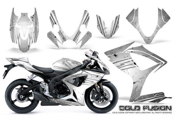 Suzuki GSXR 600 750 06 07 CreatorX Graphics Kit Cold Fusion White 570x376 - Suzuki GSXR 600/750 2006-2007 Graphics