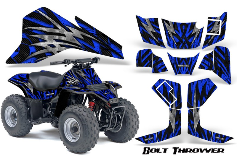 Suzuki-LT80-CreatorX-Graphics-Kit-Bolt-Thrower-Blue