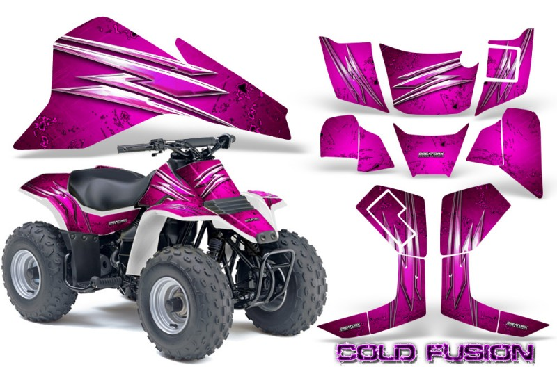 Suzuki-LT80-CreatorX-Graphics-Kit-Cold-Fusion-Pink