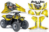 Suzuki-LT80-CreatorX-Graphics-Kit-Skulls-N-Bolts-Solid-Silver-Yellow
