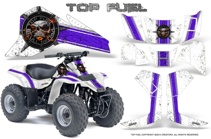 Suzuki-LT80-CreatorX-Graphics-Kit-Top-Fuel-Purple-White