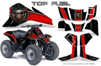 Suzuki-LT80-CreatorX-Graphics-Kit-Top-Fuel-Red-Black