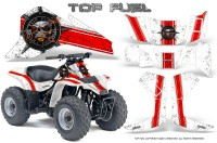 Suzuki-LT80-CreatorX-Graphics-Kit-Top-Fuel-Red-White