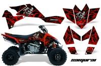 Suzuki-LTR-450-CreatorX-Graphics-Kit-Samurai-Red-Black
