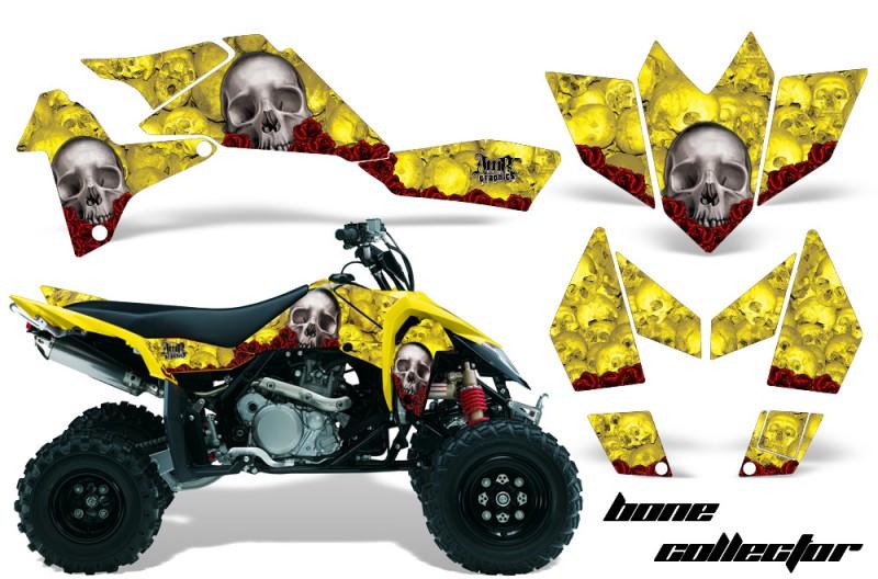 Suzuki-LTR450-AMR-Graphics-Kit-Bones-Y