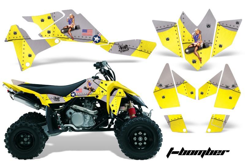 Suzuki-LTR450-AMR-Graphics-Kit-TBomber-Y