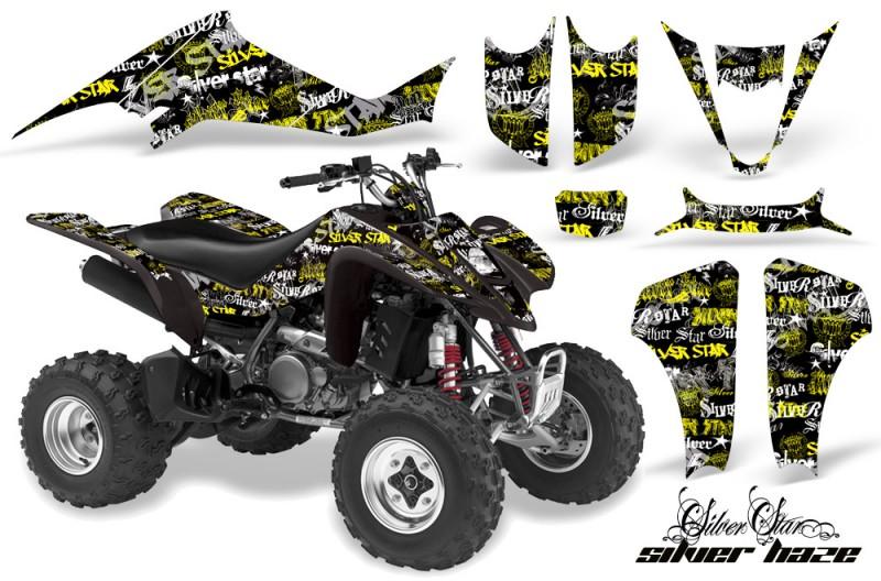 Suzuki-LTZ-400-03-08-AMR-Graphics-Silverhaze-YellowBlackBG