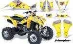 Suzuki LTZ 400 03 08 AMR Graphics TBomber Yellow 150x90 - Suzuki LTZ 400 2003-2008 Graphics