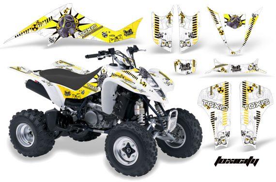 Suzuki LTZ 400 03 08 AMR Graphics Toxicity YellowWhiteBG 570x376 - Suzuki LTZ 400 2003-2008 Graphics