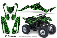 Suzuki-LTZ250-CreatorX-Graphics-Kit-ZCamo-Black-Green