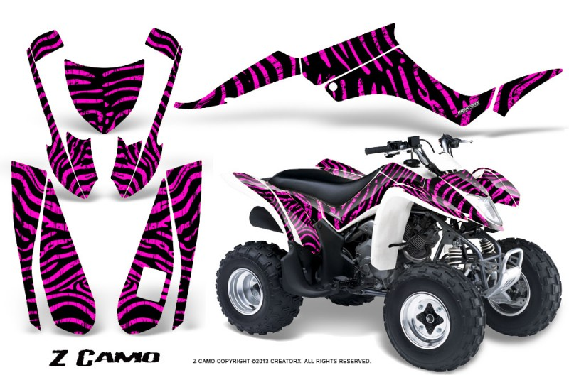 Suzuki-LTZ250-CreatorX-Graphics-Kit-ZCamo-Black-Pink