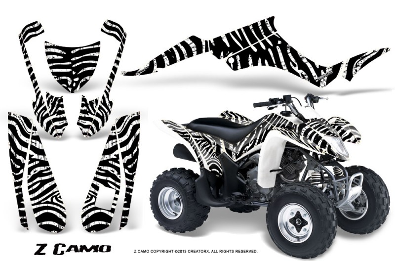 Suzuki-LTZ250-CreatorX-Graphics-Kit-ZCamo-Black-White