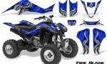 Suzuki LTZ400 03 08 CreatorX Graphics Kit Fire Blade Black Blue 150x90 - Suzuki LTZ 400 2003-2008 Graphics