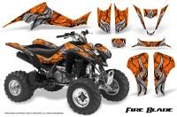Suzuki-LTZ400-03-08-CreatorX-Graphics-Kit-Fire-Blade-Black-Orange