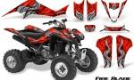 Suzuki LTZ400 03 08 CreatorX Graphics Kit Fire Blade Black Red 150x90 - Suzuki LTZ 400 2003-2008 Graphics