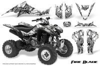 Suzuki-LTZ400-03-08-CreatorX-Graphics-Kit-Fire-Blade-Black-White
