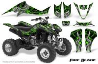 Suzuki-LTZ400-03-08-CreatorX-Graphics-Kit-Fire-Blade-Green-Black