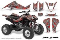 Suzuki-LTZ400-03-08-CreatorX-Graphics-Kit-Fire-Blade-Red-Silver