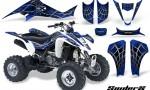 Suzuki LTZ400 03 08 CreatorX Graphics Kit SpiderX Blue WB 150x90 - Suzuki LTZ 400 2003-2008 Graphics