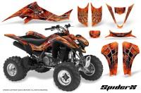 Suzuki-LTZ400-03-08-CreatorX-Graphics-Kit-SpiderX-Orange-BB
