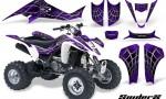 Suzuki LTZ400 03 08 CreatorX Graphics Kit SpiderX Purple WB 150x90 - Suzuki LTZ 400 2003-2008 Graphics