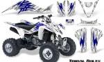 Suzuki LTZ400 03 08 CreatorX Graphics Kit Tribal Bolts Blue White 150x90 - Suzuki LTZ 400 2003-2008 Graphics