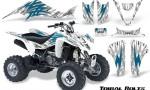 Suzuki LTZ400 03 08 CreatorX Graphics Kit Tribal Bolts BlueIce White 150x90 - Suzuki LTZ 400 2003-2008 Graphics