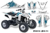 Suzuki-LTZ400-03-08-CreatorX-Graphics-Kit-Tribal-Bolts-BlueIce-White