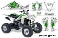 Suzuki-LTZ400-03-08-CreatorX-Graphics-Kit-Tribal-Bolts-Green-White