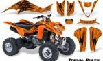 Suzuki LTZ400 03 08 CreatorX Graphics Kit Tribal Bolts Orange 150x90 - Suzuki LTZ 400 2003-2008 Graphics