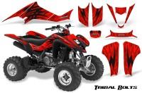 Suzuki-LTZ400-03-08-CreatorX-Graphics-Kit-Tribal-Bolts-Red