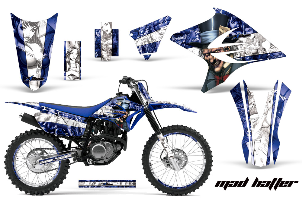 Yamaha TTR230 2005-2016 Graphics   Ttr 230 Wiring Diagram      CREATORX Graphics