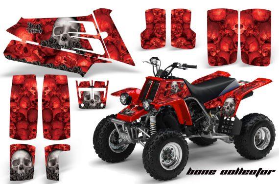 YAMAHA Banshee 350 AMR Graphics BoneCollector Red JPG 570x376 - Yamaha Banshee 350 Graphics