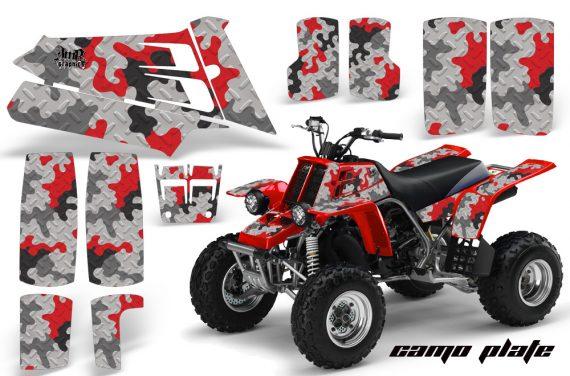 YAMAHA Banshee 350 AMR Graphics CamoPlate Red JPG 570x376 - Yamaha Banshee 350 Graphics