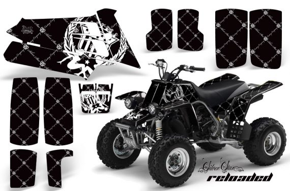 YAMAHA Banshee 350 AMR Graphics RELOADED WHITE BLACKBG 1000 570x376 - Yamaha Banshee 350 Graphics