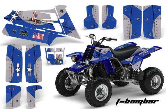 YAMAHA Banshee 350 AMR Graphics TBomber Blue JPG 570x376 - Yamaha Banshee 350 Graphics