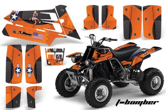 YAMAHA Banshee 350 AMR Graphics TBomber Oraneg JPG 570x376 - Yamaha Banshee 350 Graphics