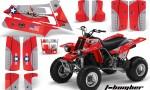 YAMAHA Banshee 350 AMR Graphics TBomber Red JPG 150x90 - Yamaha Banshee 350 Graphics