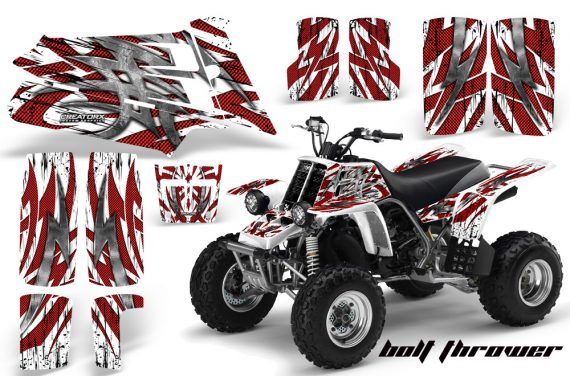 YAMAHA Banshee 350 Bolt Thrower Custom Red White WB 570x376 - Yamaha Banshee 350 Graphics