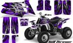 YAMAHA Banshee 350 Bolt Thrower Purple WB 150x90 - Yamaha Banshee 350 Graphics